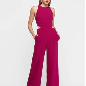 Express Side Cut Out Jumpsuit- Small
